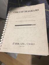 circuit diagrams jeol 100cx Electron Microscope