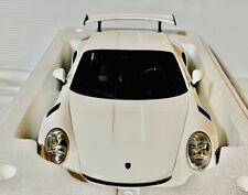 Kyosho GT Spirit 1/12 Porsche 911 991 GT3 RS White