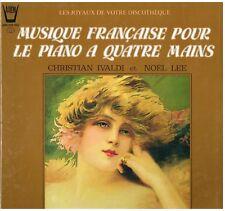 Christian Ivaldi et Noel Lee: Musique Française Pour Le Piano a Quatre Mains  LP