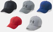 Under Armour Men's UA Twist Closer 2.0 Stretch Fit Cap Hat Flex