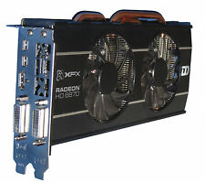 Graphic card XFX HD6870 Radeon 1GB for PC/Mac Pro 3.1/5.1 #100