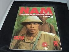 Nam The Vietnam Experience 1965/1975 Orbis Softbacks - Issue 3: The War Hots Up