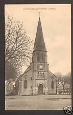 SAINT-AMAND-DE-VENDOME (41) EGLISE en 1915