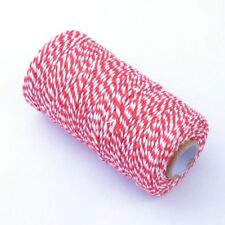 Cotton Cord Baker Coloured Twine Bundle Best Quality100m String Ribbon Craft