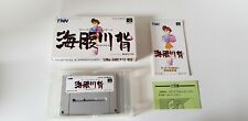 Super Famicom - Umihara Kawase - Good Condition