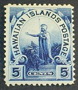 U.S. Possessions HAWAII  SCOTT #82 MNH OG Fine
