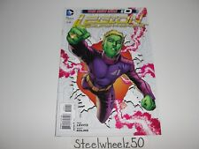 Legion Of Super Heroes #0 Comic 2012 7th Series New 52 Brainiac Levitz Kolins
