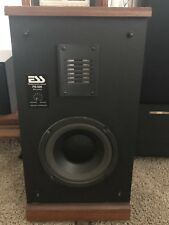 RARE Vintage ESS  PS-920 speakers Performance Series Heil Air-motion W/ Boxes