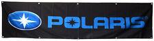 Polaris Flag Banner ATV Off Road 2x8ft banner