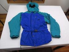 Vtg Northface USA Made Mens Quality Ski Guide Goretex Winter Belted Jacket Sz S