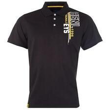 Henleys Cotton Blend Patternless T-Shirts for Men
