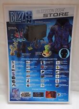 BlizzCon Onsite Catalog Overwatch Warcraft Starcraft Hearthstone Diablo Heroes