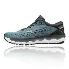 Mizuno Donna Wave Sky 3 Scarpe Da Corsa Ginnastica Sport Sneakers Blu