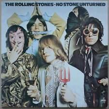 LP The Rolling Stones - No Stone Unturned - Deutschland - VG++ to NM