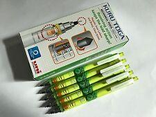 Uni Kuru Toga 0.5mm mechanical pencil M5-450T Green Barrel x  5 pcs