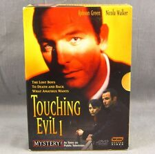 Touching Evil 1 DVD Box Set The Lost Boys To Death and Back What Amathus Wants