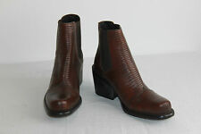 Boots TRACCE Cuir Marron T 37 TBE