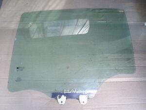 2005-2010  CHEVROLET COBALT LT SDN LEFT REAR DRIVER SIDE WINDOW GLASS OEM