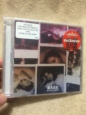 Rare by Selena Gomez (CD 2020) Interscope Records exclusive +5 extra songs