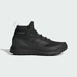 Adidas NEW - Terrex Free Hiker GORE-TEX HIKING SHOES Black  FV5497- RRP £180