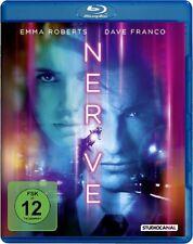 NERVE (Emma Roberts, Dave Franco) Blu-ray Disc NEU+OVP