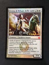 EROINA DI RIFUGIO DELLE LAME - HERO OF BLADEHOLD FOIL PROMO - MTG MAGIC [MF]