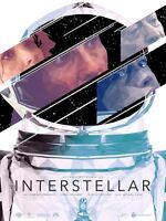 Poster Interstellar Christopher Nolan Matthew Mcconaughey Anne Hataway Photo #8