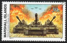 WWII 1941 LVI PANZER Corps Tanks Stamp (German Army Invasion of Russia)