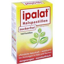 IPALAT Halspastillen zuckerfrei   160 st   PZN 7291897