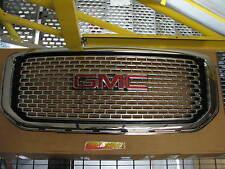 2015-2017 YUKON DENALI CHROME HONEYCOMB GRILLE NEW GM  84119633