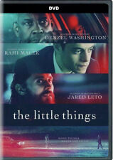 The Little Things (Dvd 2021) Drama .
