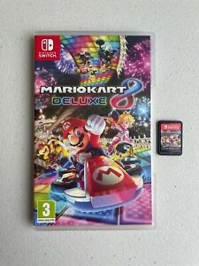Mario Kart 8 Deluxe - Nintendo Switch - with box! region free