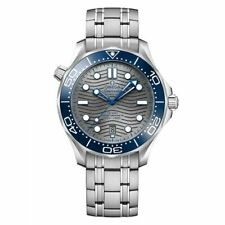 OMEGA SEAMASTER DIVER 300M CO-AXIAL GRAY DIAL 42MM WATCH 210.30.42.20.06.001