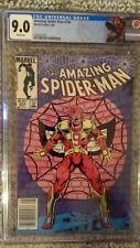 Amazing Spider-Man #264 CGC 9.0