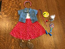 AMERICAN GIRL PLAY OUTFIT & SUMMERTIME TOYS – Authentic and Complete!