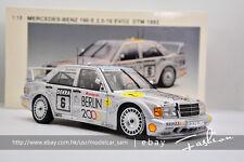 "Autoart 1:18 Mercedes-Benz 190E 2.5-16V Evo2 Dtm 1992 ""Berlin 2000""(W201)"