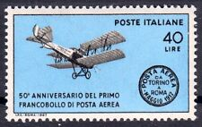 Italia 1239, posta freschi/**/aerei, Curtiss