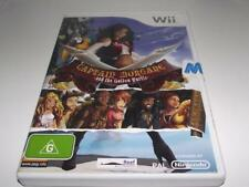 Captain Morgane & the Golden Turtle Nintendo Wii PAL *Brand New Wii U Compatible