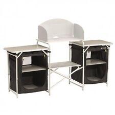 Outwell Camrose Kitchen Table Küchentisch Outdoor-Küche bis zu 30 Kg belastbar