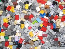 Lego ® Gros lot Vrac 100g Brique Modifié 1x2 Brick Mix Modèle & Couleur NEW