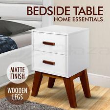 Particle Board Scandinavian Bedside Tables