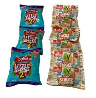 Coles Little Shop Minis Series 2 Mini Toys 3 Lot Stikeez Fresh Friends Sealed 6X
