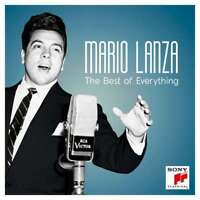Lanza  Mario - Mario Lanza - The Best Of Everything NEW CD