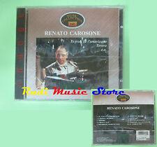 CD RENATO CAROSONE 1993 italy sigillato MUSIC COLLECTION EMI (Xi3) no lp mc dvd
