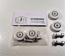 Elite Greenhouse door wheels - 32mm - FIRST CLASS POST - 100% Rated