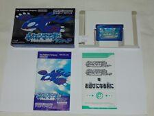 Game Boy Advance JAP: Pokemon Sapphire