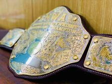 NWA World Heavyweight Championship Belt Adult Size