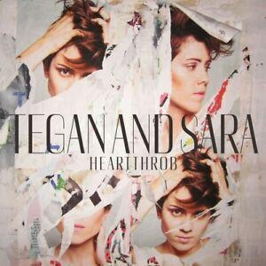 Tegan & Sara - Heartthrob [New Vinyl LP] Bonus CD