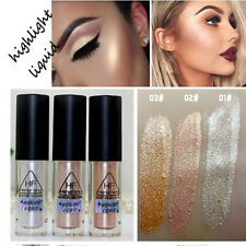 Makeup Highlighter Liquid Cosmetic Face Contour Brightener Shimmer Beauty 3Color