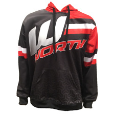 Worth Extreme Hoodie (RED) 4XL